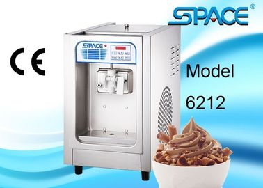 Mico Computer Controlled Soft Serve Ice Cream Maker With Italy Compressor