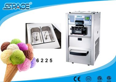 Countertop Soft Serve Commercial Ice Cream Machine With Italy Compressor