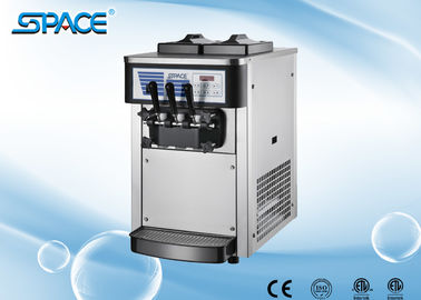 Automatically Counter Top Frozen Yogurt Making Machine With Air Cooling CE ETL