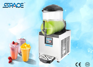 Single Bowl Frozen Drink Slush Machine , Professional Slushie Maker Machine
