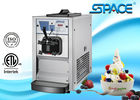 Countertop Soft Serve Ice Cream Maker High Output Full Stainless Steel Body