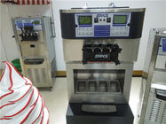 High Production Italy Commercial Frozen Yogurt Machine With Tecumseh Compressor