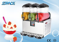 3 Bowl Frozen Drink Machine With Independent ON/OFF Switch Operation