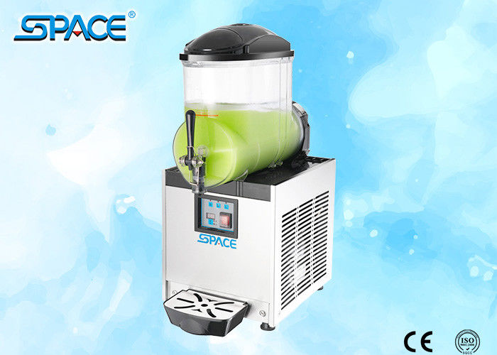 Portable Restaurant Frozen Drink Machine / Frozen Smoothie Maker Single Bowl